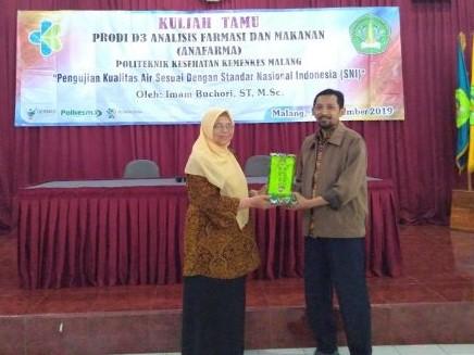 Analisis Kualitas Air Sesuai Standar Nasional Indonesia